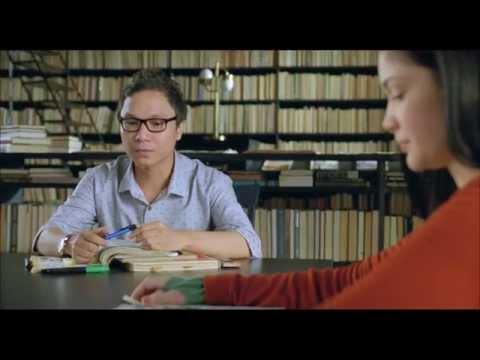Cadbury Dairy Milk Library. Film 1 video