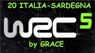 WRC 5 gameplay ita ep  20 CARRIERA RALLY ITALIA-SARDEGNA by GRACE
