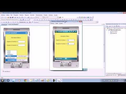 Temp 1-8 Programación Móvil en VisualStudio.Net (Crea Tu Primera Aplicación)
