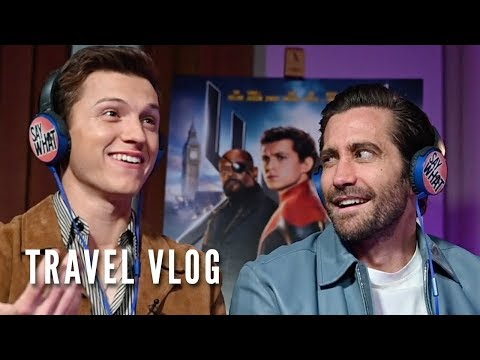 download song SPIDER-MAN: FAR FROM HOME Travel Vlog - London free