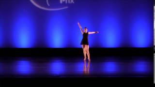 Sophie Miklosovic, 13, Youth Grand Prix Winner, 2014 YAGP Indy Semi-finals, PIZZICATO