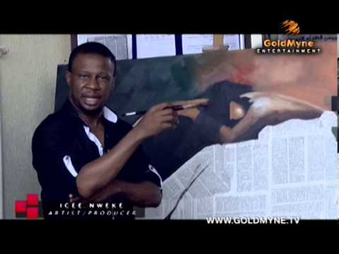 Top Nigerian Photographer Icee Nweke's Interview On Goldmyne Tv video