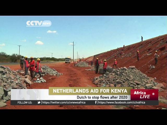 Dutch to stop aid in Kenya after 2020