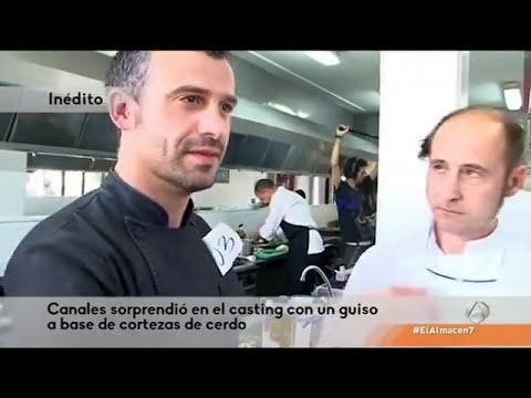 El sorprendente casting de Antonio Canales
