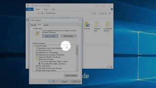 Show hidden files and folders (Windows)