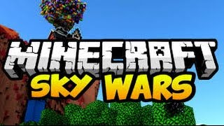 Minecraft SKYWARS #5