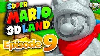 Super Mario 3D Land Gameplay Walkthrough - Episode 9 - Special World 1 100%! Saving Luigi!