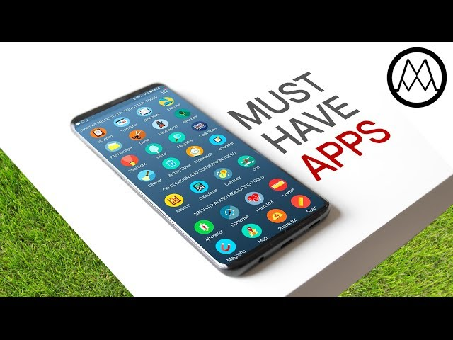 10 Android Apps you NEED to try in 2018