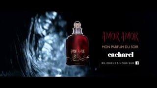Musique CACHAREL parfum Amor Amor pub 2016