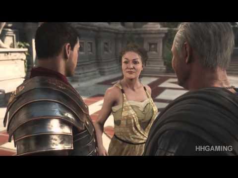 Ryse: Son of Rome Прохождение №1 Эксклюзив для XBOX ONE gameplay. Без комментариев