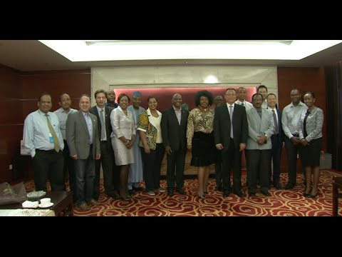 CITVC Leaders Meet ALU Member Representatives