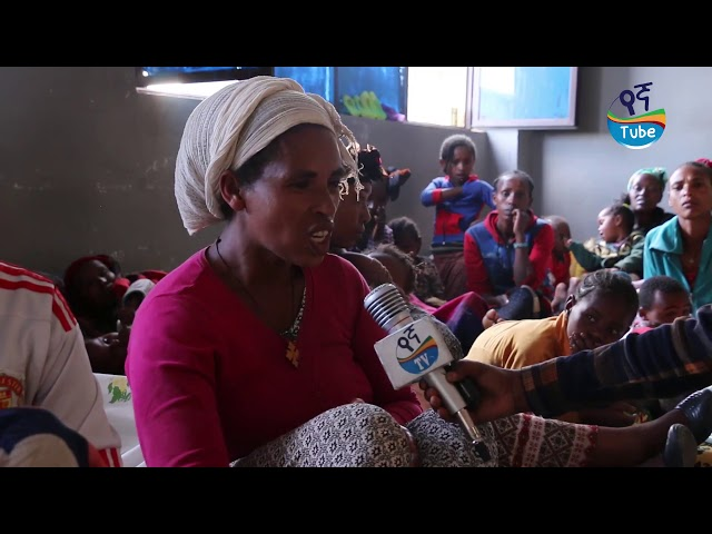 "interview with People who displaced from ""Kentari"""