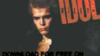 Watch Billy Idol Nobodys Business video