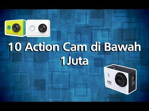 10 Action Camera  di bawah 1 Juta