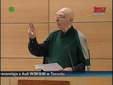 Kampania Antypolonizmu (5/5) -  Prof. Dr Hab. Bogusław Wolniewicz