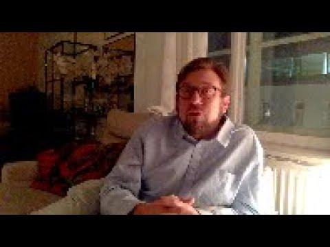 Thumbnail of George Jackson discusses Genia