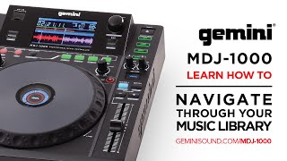Gemini Sound GMX Media Controller from #NAMM2014: By MIke Walter of the Disc Jockey News