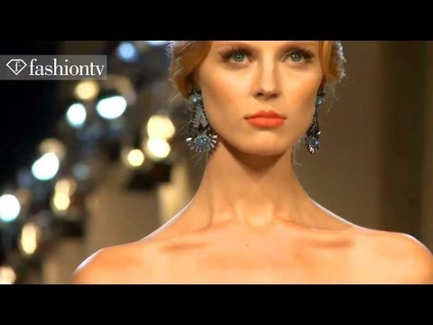 Life & Style - Zach Posen's runway show Fashion week 2012