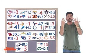 Breaking Down The NFL Week 7 Betting Lines The Line Sports Illustrated