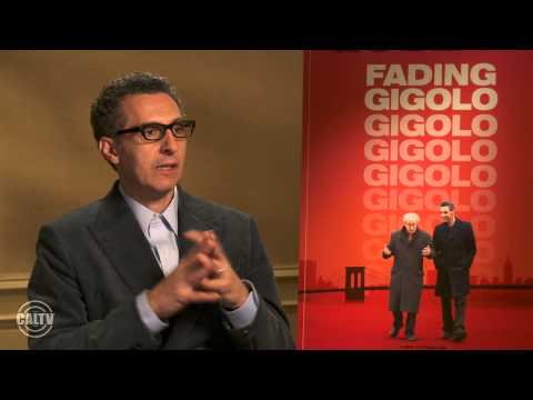 CalTV E: Fading Gigolo Interview with John Turturro