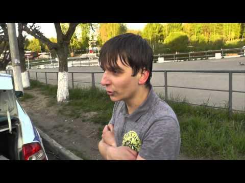 Погоня за семеркой и купание в пруду. Место происшествия 20.05.2014