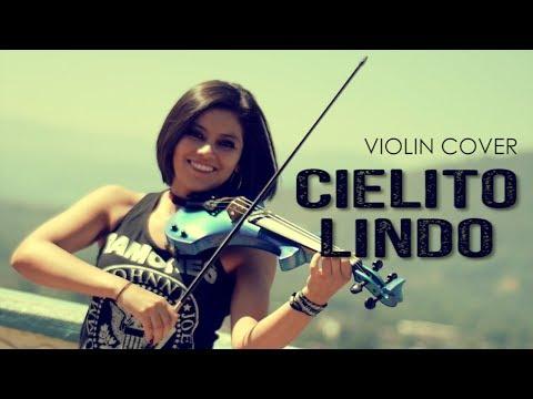 CIELITO LINDO 💿 en Violín Eléctrico! /Martha Psyko
