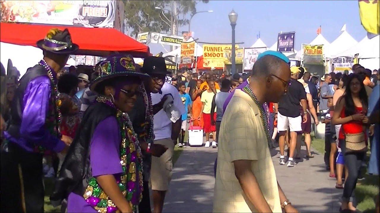 Ceawfish Festival  Long Beach Aug  And