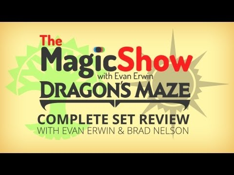 Dragon's Maze Complete Set Review - White. Selesnya & Orzhov