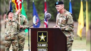 U.S. Army Central Welcomes New Commander