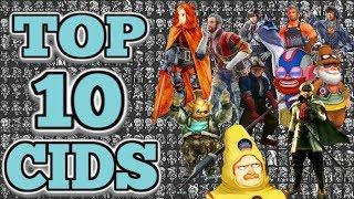 Top 10 BEST Cidiest Final Fantasy Cids | FFII-FFXV