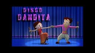 Navaratri Special | Chhota Bheem - Disco Dandiya