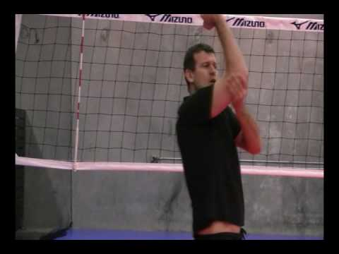 Proper Volleyball Hitting Technique for Speed