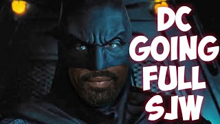 Batman MUST be a POC! DC Comics replacing all their Superheroes | MUST promote diversity