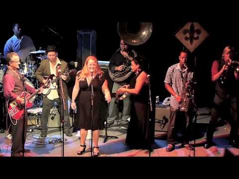 Debbie Davis sings My Darlin' New Orleans