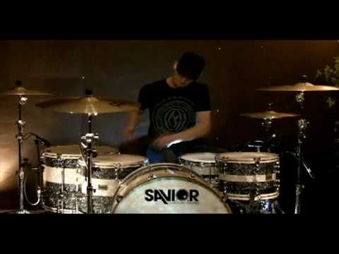 Jon Scott - Paramore - Ignorance (drum Cover) video