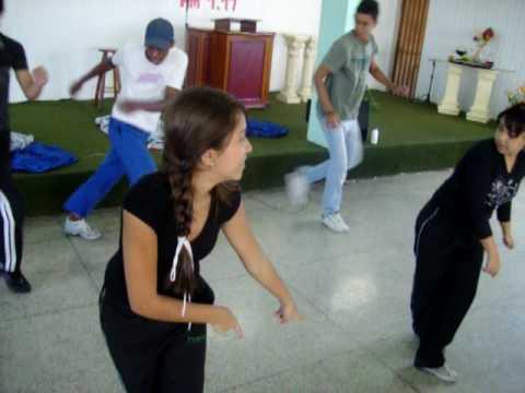 Revolution (Ensaio 2) - One Way, Teatro e Dança! Rede de jovens One Way!