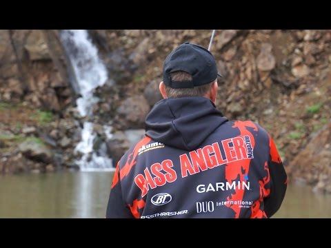 Lake Oroville Winter Bass Fishing!