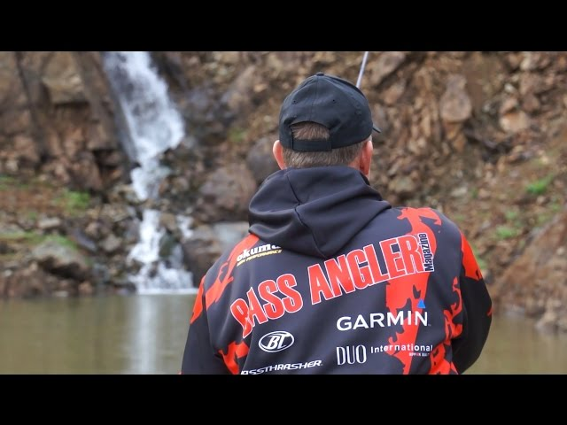 Lake Oroville Winter Bass Fishing!
