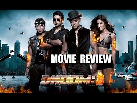 'Dhoom 3' Full Movie Review | Aamir Khan, Katrina Kaif, Abhishek Bachchan | Bollywood Hindi Cinema