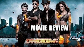 Dhoom 3 - 'Dhoom 3' Full Movie Review | Aamir Khan, Katrina Kaif, Abhishek Bachchan | Bollywood Hindi Cinema