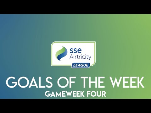 GW4: SSE Airtricity League - Goals of the week
