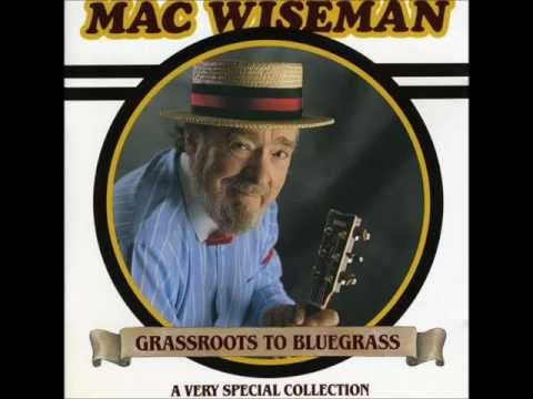 Light At The River~Mac Wiseman.wmv