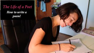 How I Write A Poem
