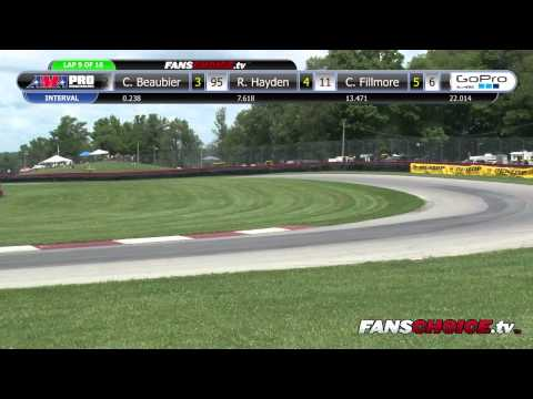 AMA Pro SuperBike Race 2 from Mid-Ohio - 2014 AMA Pro Road Racing...