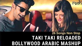 TAKI TAKI Sing Off I Bollywood vs Arabic Mashup I ROOH Band I Anupam ft. Lama I Best Asian Band