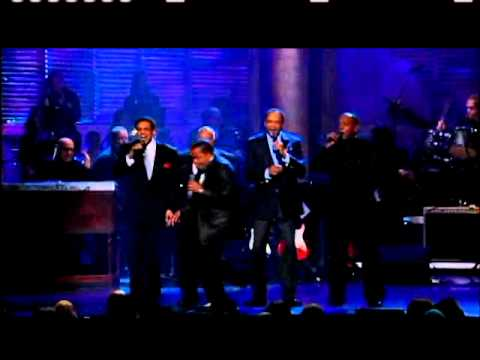 Little Anthony and the Imperials perform Inductions 2009