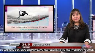 xov xwm  nrog Geena Ly Cha 2-9-2018