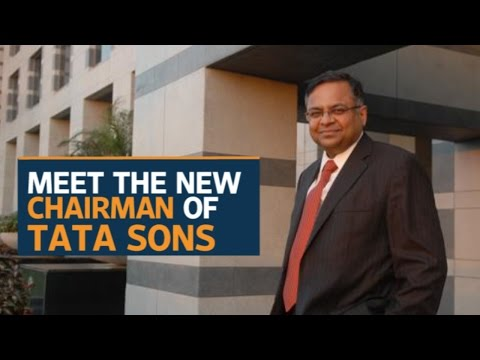 Who is Natarajan Chandrasekaran?