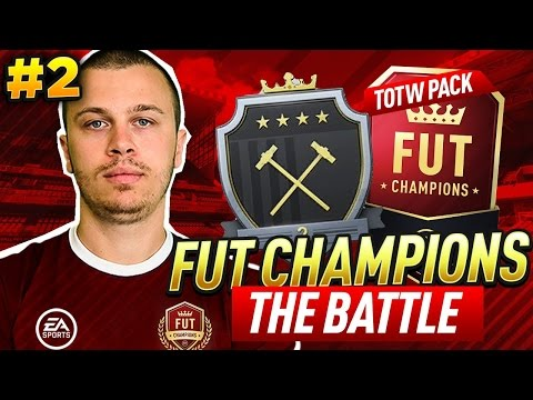 FIFA 17 BIGGEST FUT CHAMPIONS GLITCH + MY MOST IMPORTANT GAMES - THE BATTLE FOR ELITE 3 TOTW REWARDS