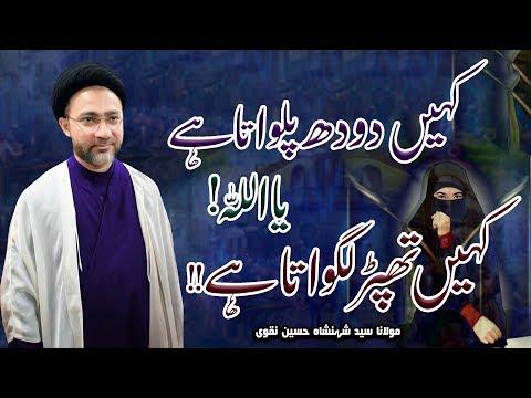 Ashiq Aur Aaik Faqeer !! | Maulana Syed Shahenshah Hussain Naqvi | 4K